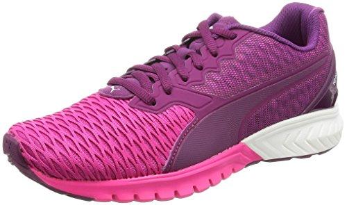 Puma Damen Ignite Dual Wn's Laufschuhe, Violett (Magenta Purple-Pink Glo 03), 38 EU