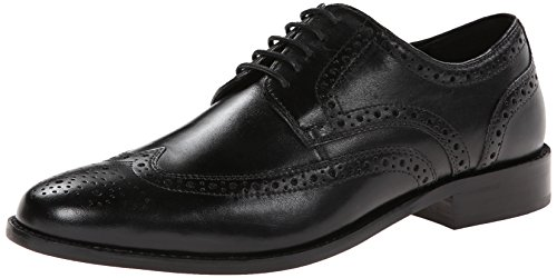 Nunn Bush Men's Nelson Wingtip Oxford Dress Casual Lace-Up