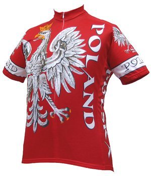 (Poland Team Cycling Jersey)