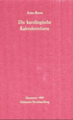 Die karolingische Kalenderreform