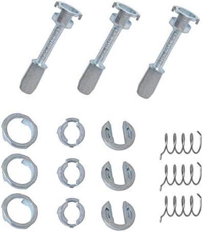 Twowinds 6n0837223a Türschloss Türgriff Reparatursatz Polo 6n1 6n2 Lot Von 3 Einheiten Auto