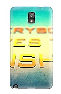 Top Quality Rugged Everbody Loves The Sunshine Case Cover For Galaxy Note 3