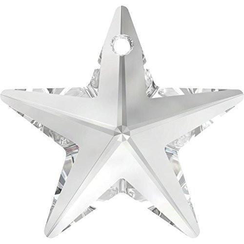 6714 Swarovski Pendant Star | Crystal | 40mm - Pack of 1 | Small & Wholesale ()