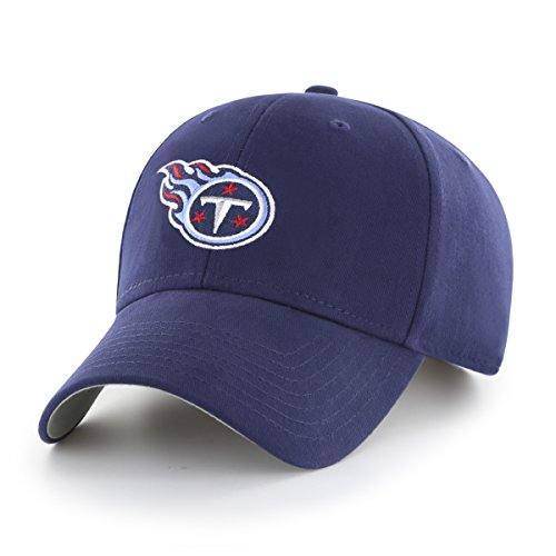 NFL Tennessee Titans Children Cinch Ots All-Star MVP Adjustable Hat, Kids, Light Navy (Tennessee Titans Fitted Hat)