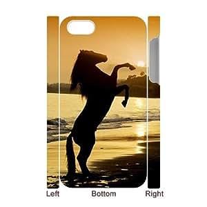 Horse CUSTOM 3D Phone Case for iPhone 5c LMc-80136 at LaiMc