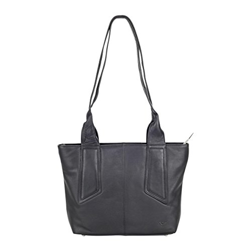 voi leather design 20762, Borse a Tracolla Donna 35x24x9