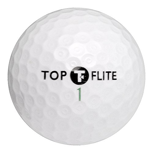 (48 Pack Top Flite Mix AAAA Near Mint Used Golf Balls )