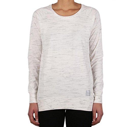 Iriedaily - T-shirt - Femme Blanc Blanc