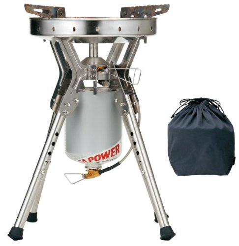 snow peak Giga Power LI Stove GS-1000 [Japan Import]