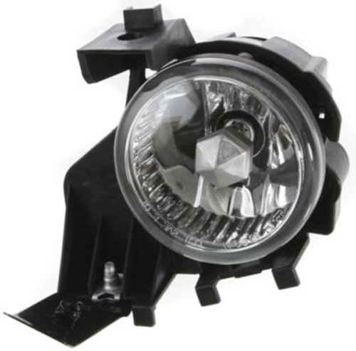 CPP Driver Side Clear Glass Lens Fog Light Assembly for 2008-2011 Subaru (Impreza Clear Body)