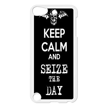 Avenged Sevenfold Quotes Keep Calm and Seize the Day: Amazon ...