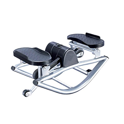 Homelix Exercise Mini Stepper Machine Mini Twister Step Elliptical Trainer