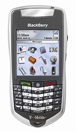 amazon com blackberry 7105t phone t mobile cell phones accessories rh amazon com BlackBerry 7100T Linux BlackBerry Models and Features