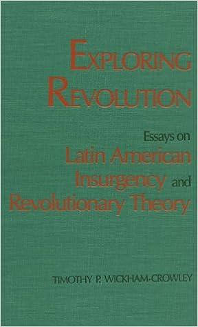 latin american revolution essay