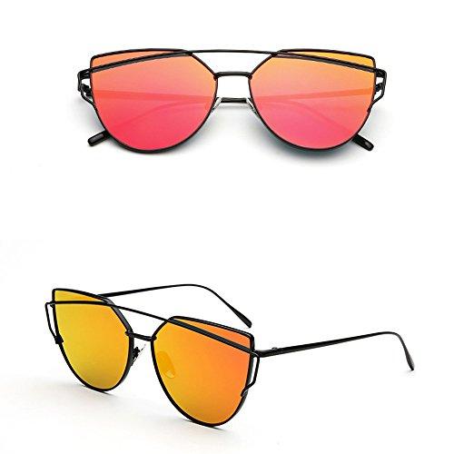 gafas sol las de la sol moda gafas alta de Gafas de de de sol la de sol ZHIRONG personalidad definición Gafas de de de 02 de la 05 la Color libre aire sol polarizadas Gafas de protección al ExR1w7AC7q