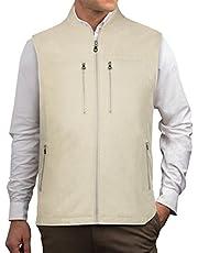SCOTTeVEST 101 Vest-Men's - 9 Pockets, Travel Clothing