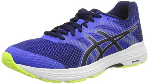 (ASICS Gel Exalt 5 Mens Running Shoes Trainers Pumps Illusion Blue/Peacoat 9.5 US)