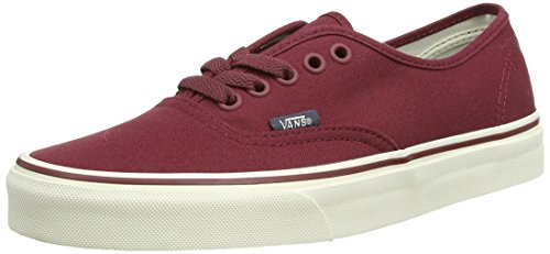 Oxblood Vans Authentic Vans Authentic Red Red w6OZWIq