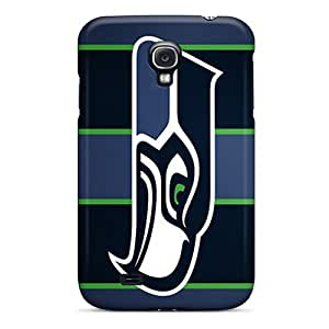 Unique Design Galaxy S4 Durable Tpu Cases Covers Seattle Seahawks