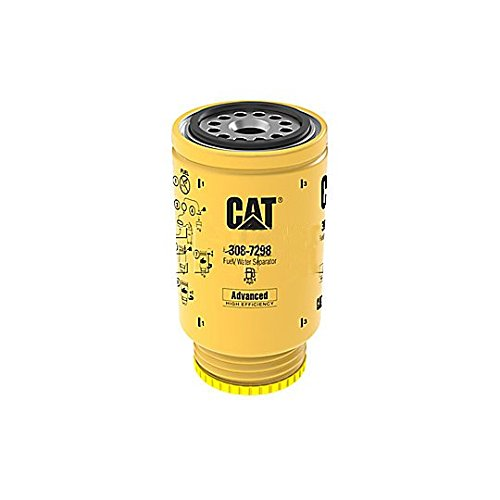 Caterpillar 3087298 308-7298 FUEL WATER SEPARATOR Advanced High Efficiency