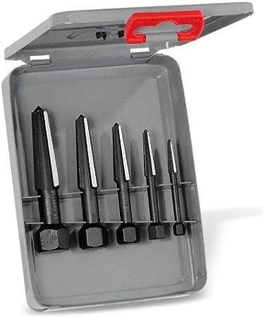 Rennsteig 9R 471 904 3 Screw Extractor Set 5-Piece