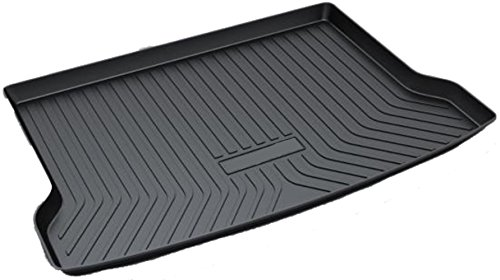 Cargo Liner Rear Cargo Tray Trunk Floor Mat Waterproof Protector for 2015 2016 2017 Mercedes-Benz Benz GLA250 GLA45 GLA Class by Kaungka
