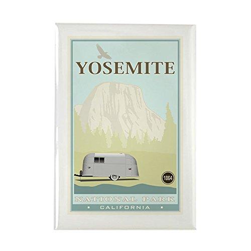 yosemite refrigerator magnet - 6
