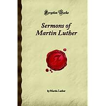 Sermons of Martin Luther: (Forgotten Books)
