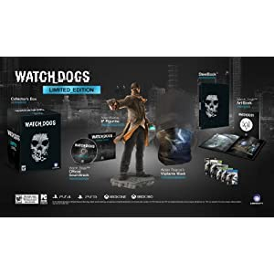 Watch Dogs Limited Edition -Xbox 360
