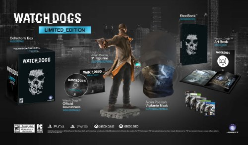Watch Dogs: Limited Edition (Ltd Watch Watches)