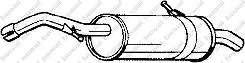 Preishammer Endschalld/ämpfer Abgasanlage D/ämpfer