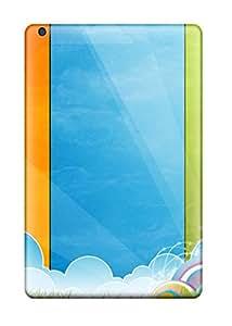 Pretty MaJdCYW8128NmxPO Ipad Mini/mini 2 Case Cover/ Colors Vector Series High Quality Case