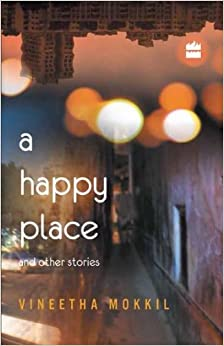 Book A Happy Places and Other Stories