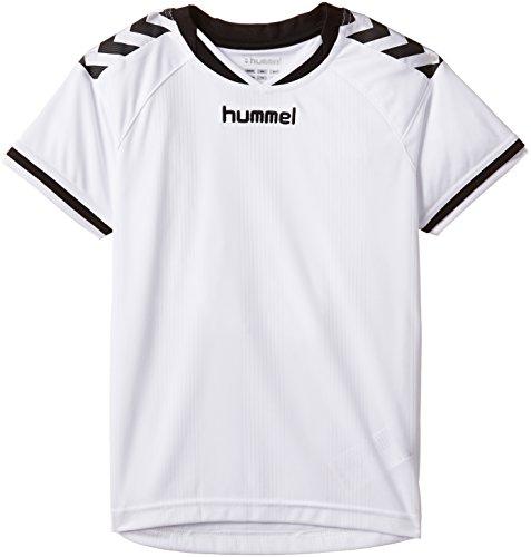 Hummel Kinder Trikot Stay Authentic Jersey,  03-554-9001, White,14-16 EU