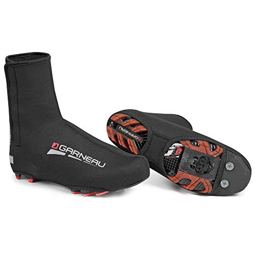 Louis Garneau - Neo Protect 2 Insulated Neoprene Cycling Shoe Covers, Black, Large