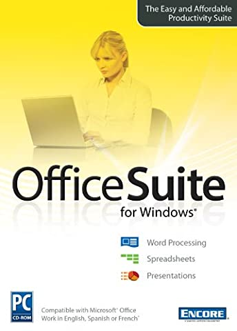 Office Suite (Word Perfect Office Suite)