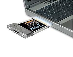 Creative Sound Blaster Audigy 2 ZS Notebook Sound Card PCMCIA