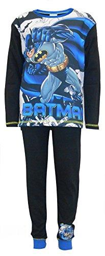 Thingimijigs Batman Caped Crusader Little Boys Big Boys Pajamas