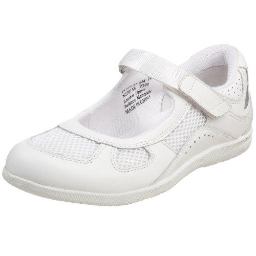 Drew Shoe Women's Delite, White Combo 8.5 WW (EE) ()