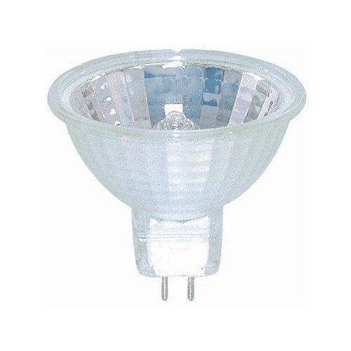 Sunlite 03165-SU 20MR11/NSP10/12V 20-watt Halogen MR11 GU4 Based Mini Reflector Bulb ()