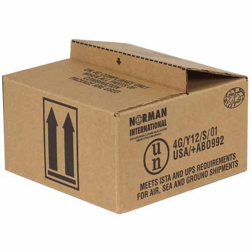 Aviditi 4-1 Quart Haz Mat Boxes, 9 7/16