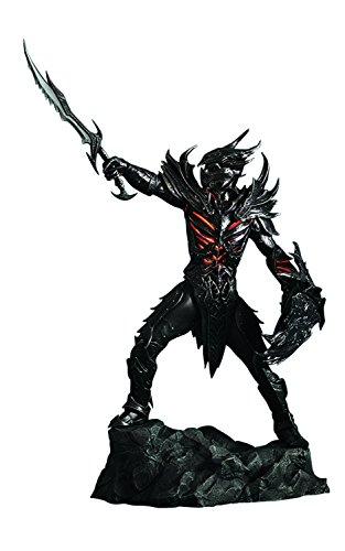 Gaming-Heads-The-Elder-Scrolls-V-Daedric-Armor-Statue