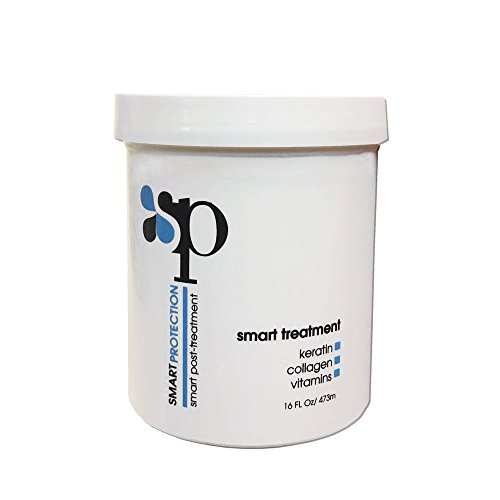 (Post-Treatment Conditioner Mask 16oz by Smart Protection )