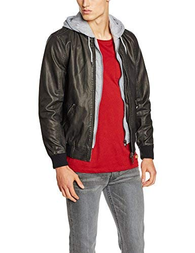 BLEND 20701491 Chaqueta, Black/ 70155, M para Hombre: Amazon.es ...