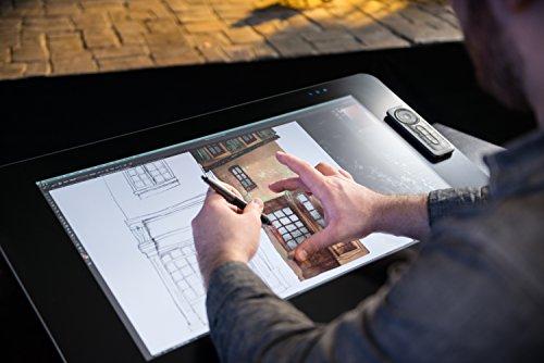 Wacom Cintiq 27QHD 27 In. Creative Pen & Touch Display by Wacom (Image #8)