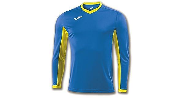 Amazon.com : Joma Teamwear Sweat Champion IV M/L Royal-Yellow Uniforms CAMISETAS EQUIP : Sports & Outdoors