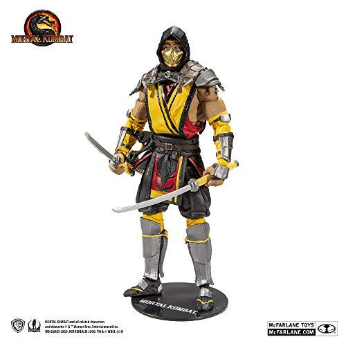 McFarlane Toys Mortal Kombat - Scorpion Action Figure
