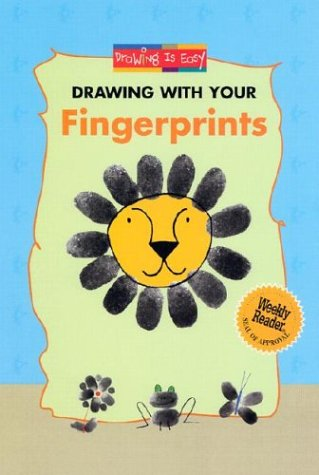 Drawing With Your Fingerprints (Drawing is Easy) Text fb2 ebook