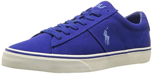 Ralph Lauren Polo Men Sayer Sneaker Heritage Royal