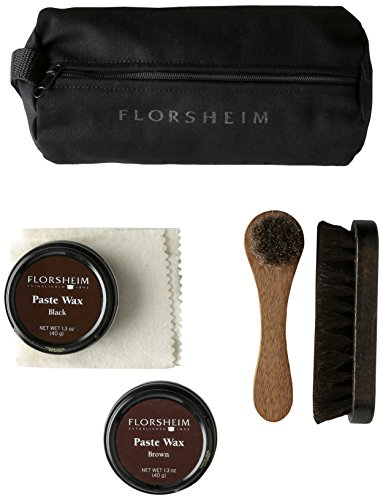 Travel Florsheim Men's No Color Care Shoe Kit 4tqrxtnfwR